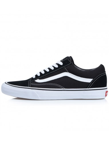 Vans Old Skool Shoes Black White (VD3HY28)