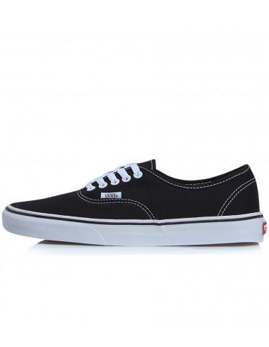 Vans Authentic Shoes Black-White (VEE3BLK)
