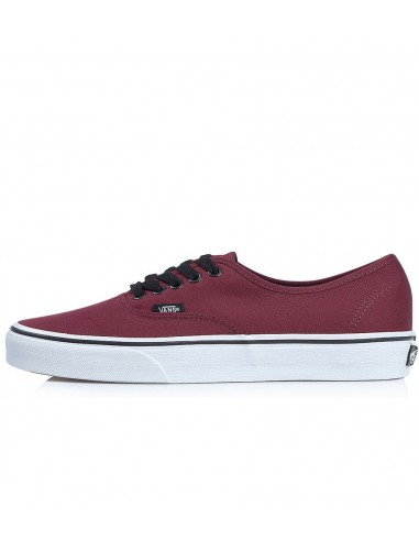 Vans Authentic Shoes Bordeaux (VQER5U8)