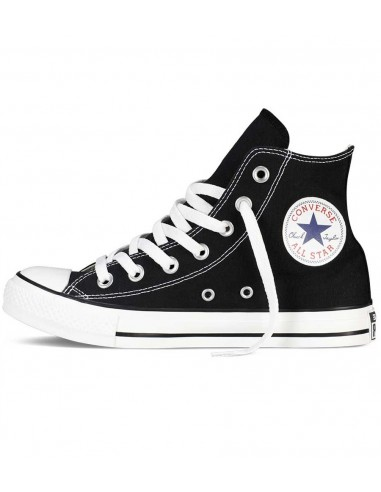 Converse All Star Chuck Taylor Hi Μαύρο M9160C