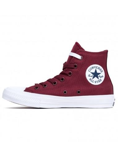 Converse All Star Chuck Taylor Hi Μπορντώ / Βυσσινί M9613C