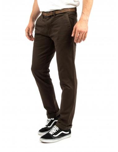 Victory Misha Slim Fit Trousers Brown