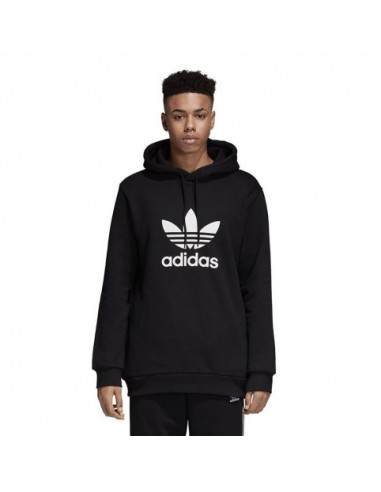 Adidas Originals Mens Hoodie 3Foil Black DT7964