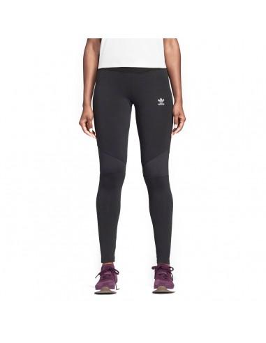 Adidas Originals Womens Tight Leggings Black DH4195