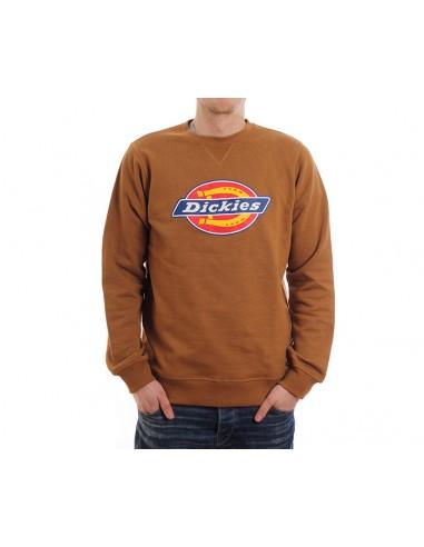Dickies Mens Hoodie 02200072 Brown