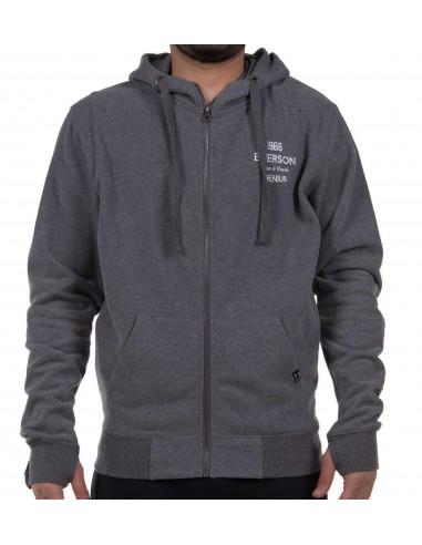Emerson Mens Jacket Stone Grey MFR1625