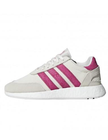 8fa2edb6ae9af Adidas Originals I-5923 W white pink D96618