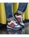 New Balance Sneaker ML574ESC Navy