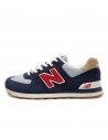 New Balance Sneaker MS574EDD White