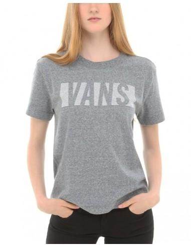 90c4528fab16 New Vans Γυναικείο T-shirt VN0A3ULMGRH1 Grey