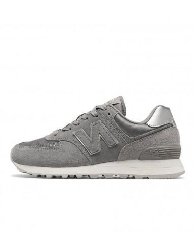 New Balance Sneaker MS574EDD White