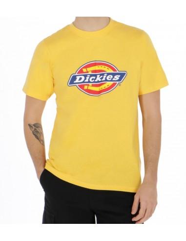 Dickies Ανδρικό T-shirt 0600075 Custard