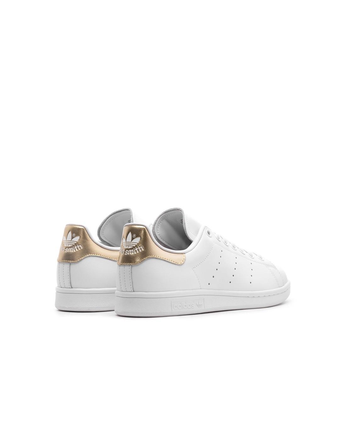 Adidas Stan Smith Women's Shoes WhiteGold (EE8836