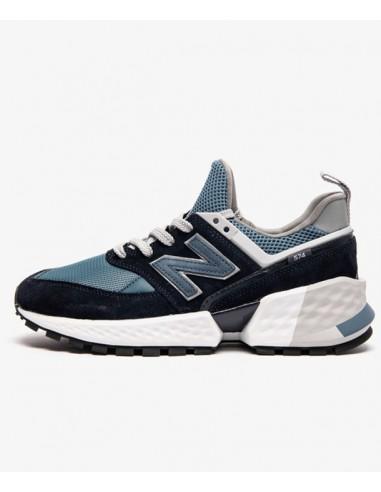 NEW BALANCE sneakers MS574EDC - Blue
