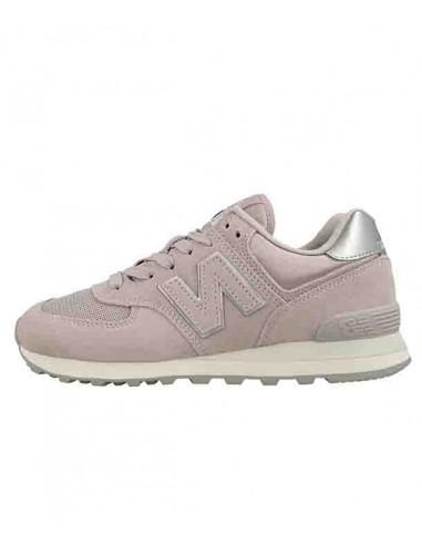 New Balance Sneaker WL574OPS Pink