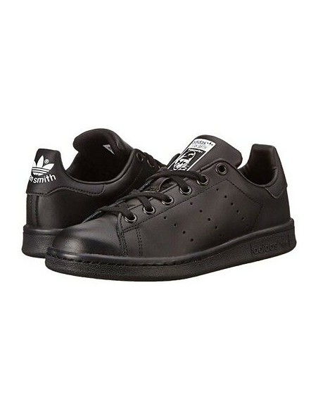 adidas Originals - Stan Smith J Black - M20604