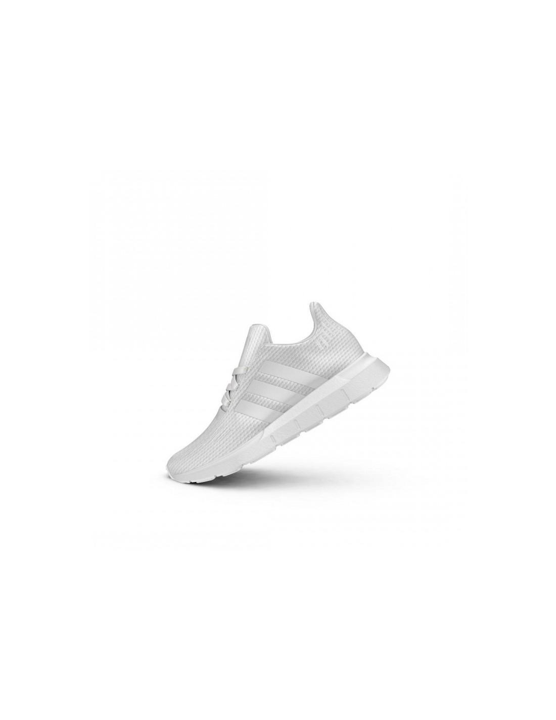Adidas Originals Swift Run White F34315 urbanfashion.gr